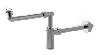 Sifon - PODSKLOP za lavabo ABS CH invalidski Bonomini *0595SP25K7
