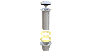 Odlivni ventil KLIK-KLAK produzeni Bonomini *0973RV54S7