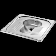 INOX cucavac SHA 700 sa sifonom Delabie *113620