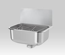 INOX lavabo metalni vidabona+resetka*182400+102400