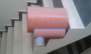 Gajger slivnik PVC Q 315/110