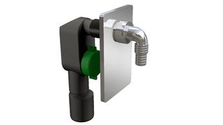 Sifon za VM - PVC CH uzidni 40/50 ch *3200CR50B9