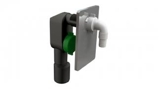 Sifon za VES MASINU - PVC CH uzidni Bonomini *3200IX50B9
