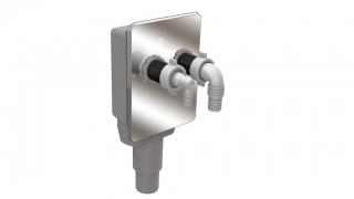 Sifon za VM i mas.za sudove PVC-CH 40/50 *3455IX45S9
