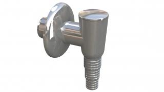 Sifon za VES MASINU - PVC CH nazidni Bonomini *3530CR32K7