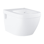WC solja EURO CERAMIC - konzolna,Rimfree *39538000