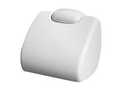 Drzac rolo papira kutija beli *40442