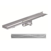 Kanalica ShowerDrain L-585 mm za montazu uz zid *407715
