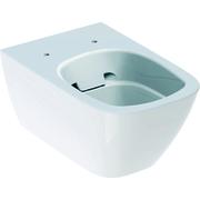 WC solja SMYLE Square konzolna,Rimfree,skriveno kacenje *500.208.01.1