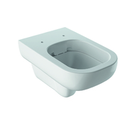 WC solja SMYLE Square konzolna Rimfree *500.210.01.1