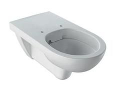 WC solja SELNOVA Comfort konzolna,invalidska,Rimfree 500.262.01.1