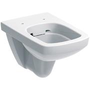 WC solja SELNOVA Square konzolna,Rimfree 500.275.01.1