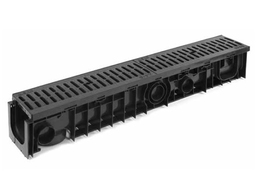 Kanal SDrain A15 100/50x1m sa PP resetkom *510100535
