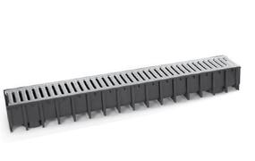 Kanal SDrain A15 100/100x1m sa pocinkovanom resetkom *5171010508AZ