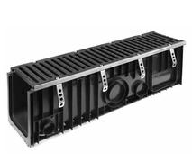 Kanal SDrain C250 150/150x1m sa livenom resetkom *5251515704CS