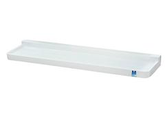 Etazer L - 600 pvc beli *630400