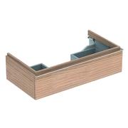 Ormaric za lavabo 90 ICON plitki,1 fioka,hrast *841292000