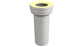 WC prikljucak - pvc prav 90x255mm Bonomini *8431PP90C0