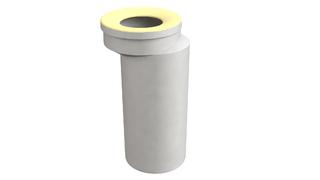 WC prikljucak - pvc exc 110x255mm Bonomini *8432PP11C0