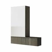 To.ormaric GT 80 ogledalo,grey ash,levi *88441