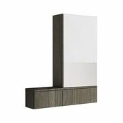 To.ormaric GT 80 ogledalo,grey ash,desni *88442