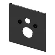 TECE maska donja crna za ugradni kotlic lux *9650105