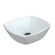 ARIA LAVABO 420 x 420 NADGRADNI *ARS-WHT-39901