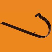 KANION metalni nosac oluka (L=180) prav 130 braon