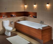 WC monoblok NOVA simplon komplet *29203