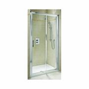 Vrata za kabinu 140 klizna providno staklo GEO6 *GDRS14222003A+B