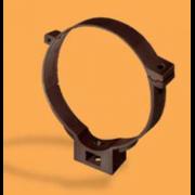 KANION obujmica za odvodnu cev 75 PL braon