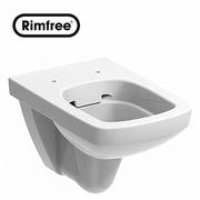 WC solja NOVA PRO konzolna RIMFREE *M33123