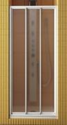 AF Vrata 90 x 185 NIAGARA harmonika,bela,stampano staklo *103-24719