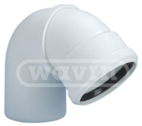 Luk AS 100 za ventilaciju 135°