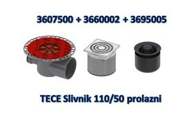 TECE Slivnik 100/50 prolazni *3607500+3695006+360002
