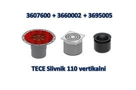 TECE Slivnik 110 vertikalni *3607600+3695006+3660002