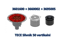 TECE Slivnik 50 vertikalni *3601600+3695005+3660002