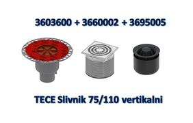 TECE Slivnik 70 verikalni *3603600+3695005+3660002