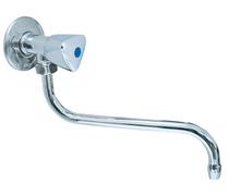Slavina za sudoperu - izliv 3/8 120 mm A501200