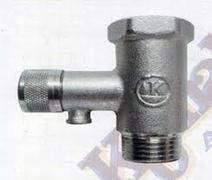 Sigurnosni ventil 1/2 - 9 bara Komak