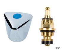 Virbla 3/8 PVC Rosan - komplet *PGDK38P