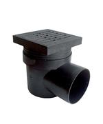 Slivnik 110 H PVC RESETKA *SIPBA01