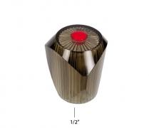 Rukohvat virble 1/2 PVC Fasau *PRF12F