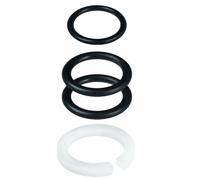Set O ring + prsten za ovalne izlive 18mm *PZO24