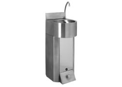 INOX jedinica za pranje ruku nozno aktiviranje Coluna Senda