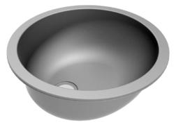 INOX lavabo ugradni Rombo Senda