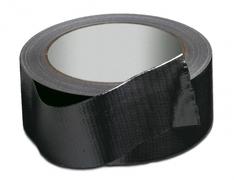Traka za pamafleks -crna 50m