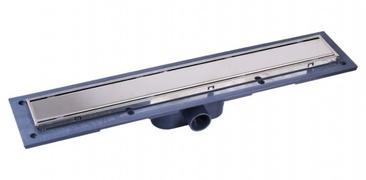 Linijska resetka PVC+INOX Nice L550