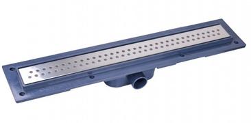 Linijska resetka PVC+INOX Ideal L300